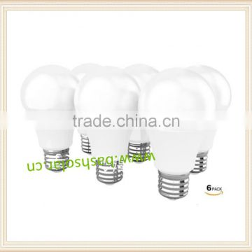 China factory cheap price 5w- 12w E27 led lighting bulb