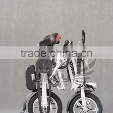Adult Foldable 350W Lithium Electric Scooter