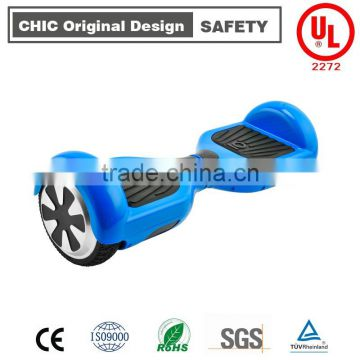 2017hoverboard with samsung battery two wheel self balancing electric scooter for sale