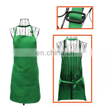 Cheap cotton wholesale cheap custom apron ladies