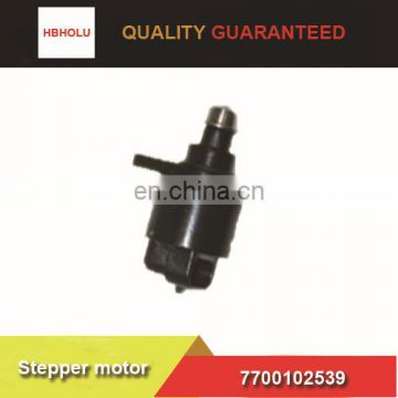 idle control valve stepper motor OEM 7700102539 for Opel Renault