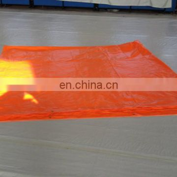 "500D 11*11*76"" 370g flame retardant fabric mesh pvc coated polyester"