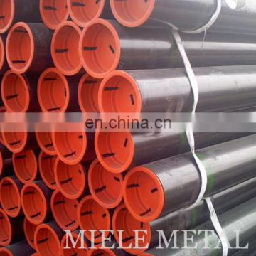 Q235 Welded Low Carbon Round Black Steel Pipe