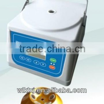 DD4-M Small Size Portable PRP Centrifuge prp kit table top