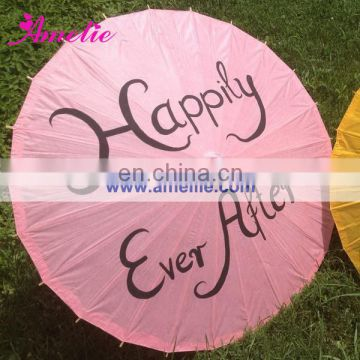 A6256 Baby pink umbrella wedding gifts