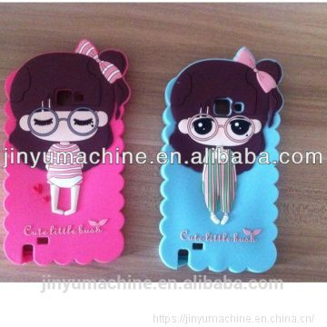 Automatic Universal silicone phone protection cover Molding machine