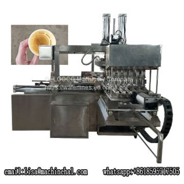 Medium Wafer Cone Making Machine with 5000-6000PCS/H Commercial Use