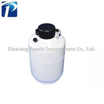 10L-50L liquid nitrogen storage Cryogenic container tank for biological samples storage and transportation PANSHI cheap price