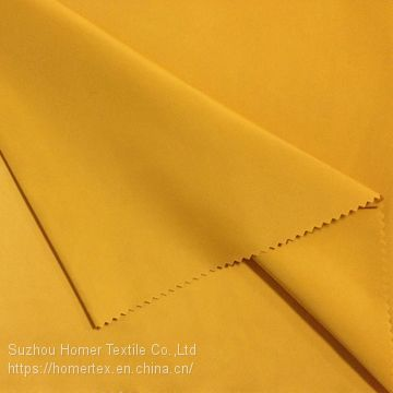 Cyan PU Laminated Waterproof Taslon Fabric
