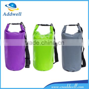 Outdoor foldable duffle bag waterproof motorcycle dry bag