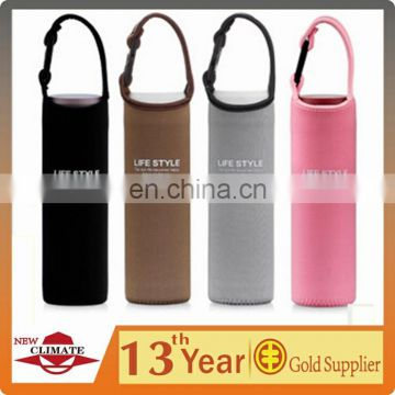 2015 promotional neoprene cup bottle bag