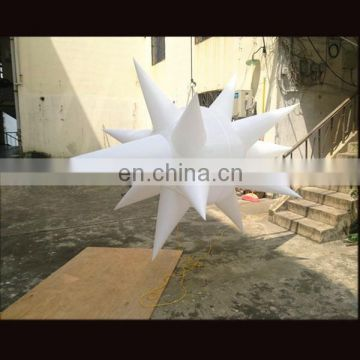 Artistical Magic inflatable star for wedding decoration