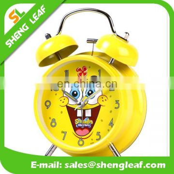 Supply metal bell ring the alarm clock Wholesale clock Creative alarm clock