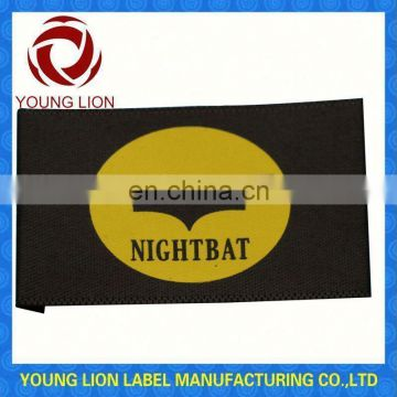 customized polyester cotton care label