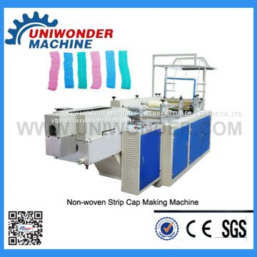 Non-woven Bouffant Cap Making Machine