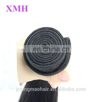 XMH Hair 9A Loose Wave Virgin Remy Human Hair Extensions 100% Full Cuticle Mink Brazilian Hair