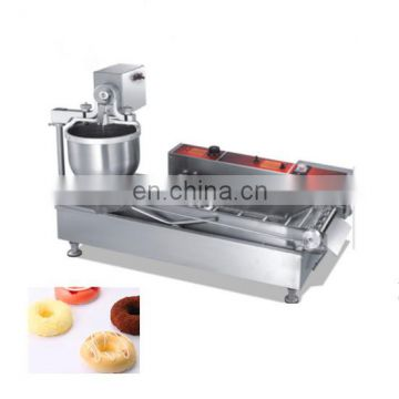 Mini used donut display case machine doughnut making machine for sale