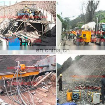 Factory supply rock anchoring self drilling micropiles for mining