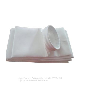 Yuanchen antistatic dust collector polyester Filter bag for air pollution control
