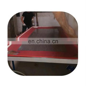 Excellent wood grain printing transfer machine for doors