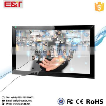 "23"" USB IR touch screen outdoor usable waterproof/ anti-glare touch panel for kiosks/digital signage/game machine/education"