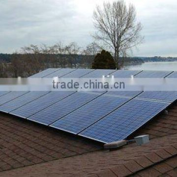 10000w Complete with battery and brackets 1 solar racking system