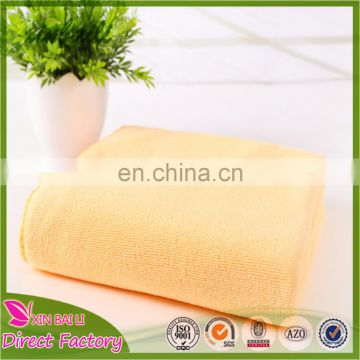Quick Dry Excellent Absorption Custom Microfiber Travel Towel