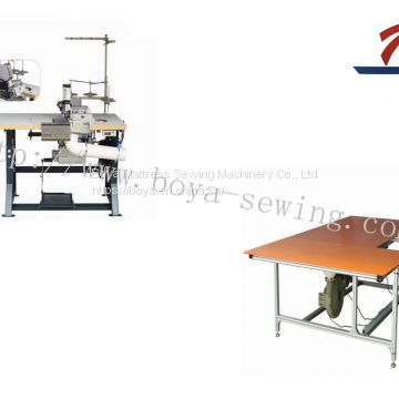 Label Sewing Machine with Long Arm, Sewing Machine For Mattress LG-6