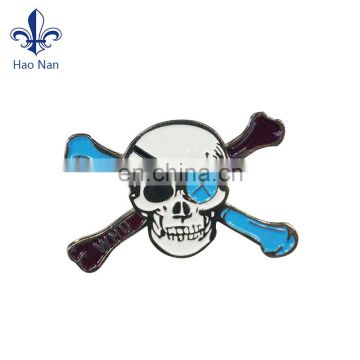 New 2017 China wholesale high quality custom brass ornaments metal badge enamel pins for promotion