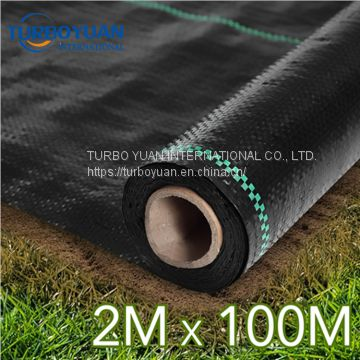 agricultural anti weed mat vegetable garden woven weed cloth mats