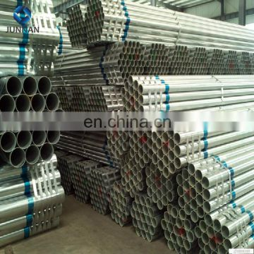 Chinese Supplier 1.5 Inch Rigid Galvanized Steel Pipes