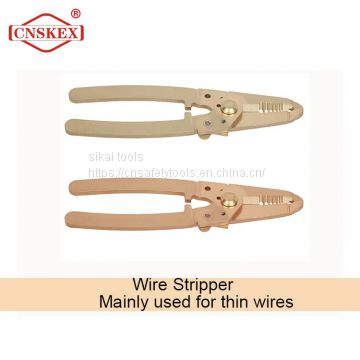 Wre Stripper high quality Al-cu Be-cu non sparking tools