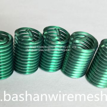 M2 to M60 303 self tapping inserts Screw Thread coils China