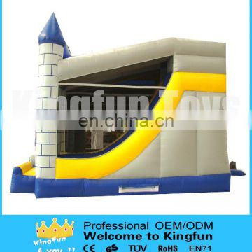 Popular inflatable church bouncer/church combo