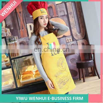 Newest sale trendy style plastic children apron directly sale