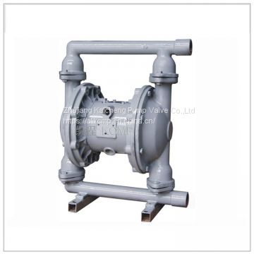 QBY Duplex diaphragm pump