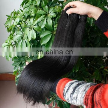100% virgin real girl pussy hair raw unprocessed mongolian human hair bundles for black women