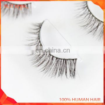 wholesale high quality private label silky mink eyebrow extensions