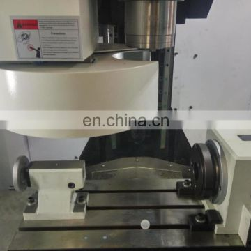 Mini Hobby CNC Milling Machine With BT30 Spindle Shank Parts