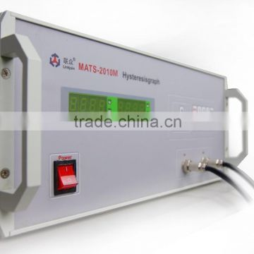 LINKJOIN MATS-2010M silicon electrical steel sheet bh curve silicon steel silicon steel lamitation test instrument CE