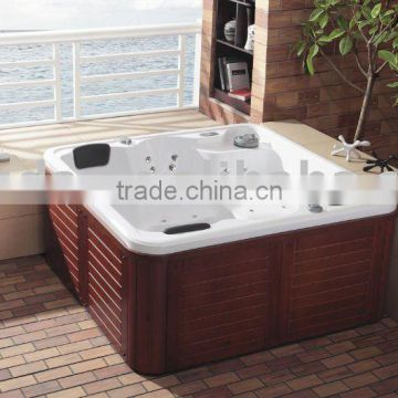 whirlpool spa for 5persons