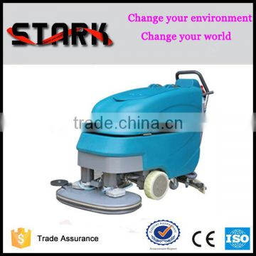 860bt Jiangsu Dual Brush Laminate Floor Cleaning Machinefunctions