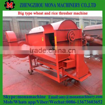 High Output Easy to Operate Manual portable millet thresher machine for sale