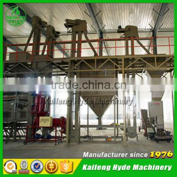 10T Wheat seed cleaning machinery for Wheat automatic processing