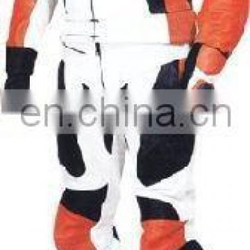 Leather Motorbike Racing Suit (L-S 021)