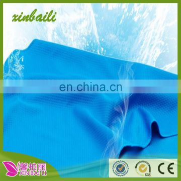 wholesale hot sale cooling towel iced towel polyester with good quality