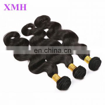 XuChang factory direct sale Wholesale 8a Brazilian hair weave bundles , hair weave 100% virgin Brazilian