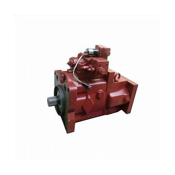 A11vo145drs/11l-nzd12k02 Thru-drive Rear Cover Engineering Machinery Rexroth A11vo Hydraulic Piston Pump