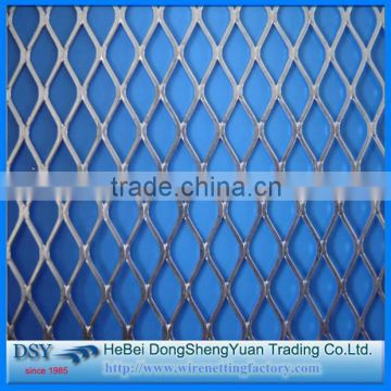 2016 China Alibaba professional supplier of expanded aluminum mesh grill  speaker/expanded aluminum metal mesh cladding