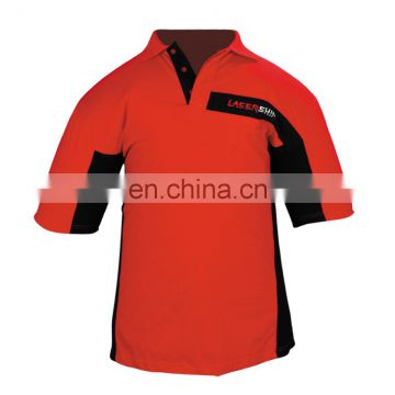 Cool Safety Men red T-shirt